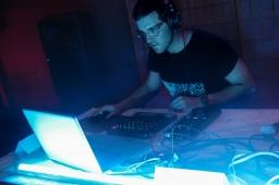Glitch City Vaporwave Party 6